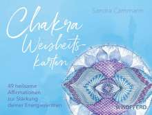 Sandra Cammann: Chakra-Weisheitskarten, Buch