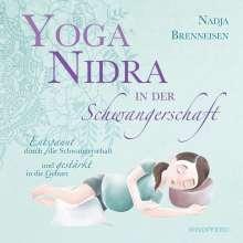 Nadja Brenneisen: Yoga Nidra in der Schwangerschaft, Buch