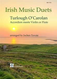 Turlough O'Carolan: Irish Music Duets: O' Carolan, Noten