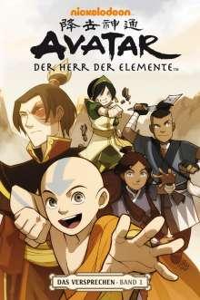 Gene Luen Yang: Avatar: Der Herr der Elemente 01. Das Versprechen 1, Buch