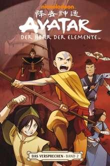 Gene Luen Yang: Avatar: Der Herr der Elemente 02. Das Versprechen 02, Buch