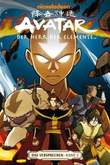 Gene Luen Yang: Avatar: Der Herr der Elemente 03.  Das Versprechen 03, Buch