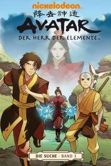 Gene Luen Yang: Avatar: Der Herr der Elemente 05, Buch