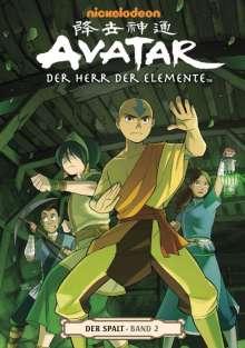 Gene Luen Yang: Avatar: Der Herr der Elemente Comicband 9, Buch