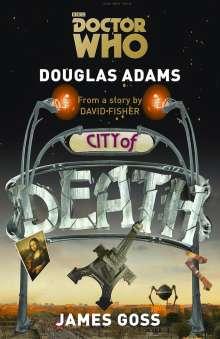 Douglas Adams: Doctor Who: Die Stadt des Todes, Buch