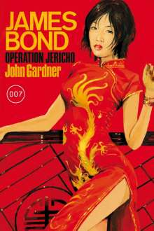 John Gardner: Operation Jericho, Buch