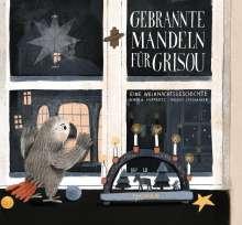 Nikola Huppertz: Gebrannte Mandeln für Grisou, Buch