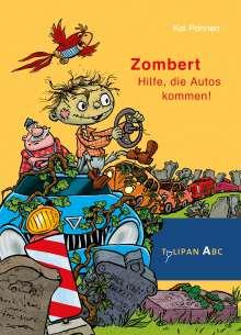 Kai Pannen: Zombert - Hilfe, die Autos kommen!, Buch