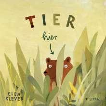 Elsa Klever: Tier hier, Buch