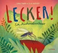 Sara Trofa: Lecker!, Buch