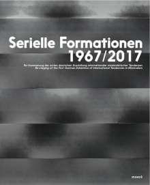 Renate Wiehager: Serielle Formationen 1967/2017, Buch