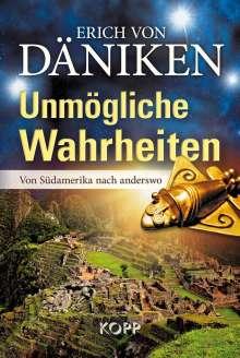 Erich von Däniken: Unmögliche Wahrheiten, Buch