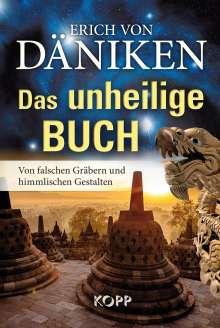 Erich Däniken: Das unheilige Buch, Buch