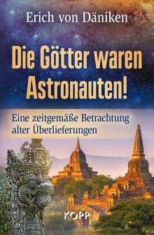 Erich von Däniken: Die Götter waren Astronauten, Buch