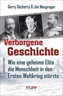 Gerry Docherty: Verborgene Geschichte, Buch