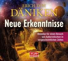 Erich Von Däniken: Neue Erkenntnisse, MP3-CD