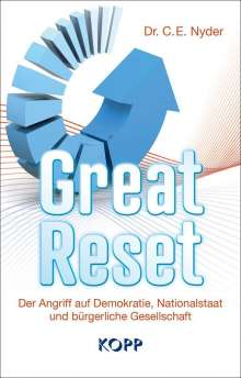 C. E. Nyder: Great Reset, Buch