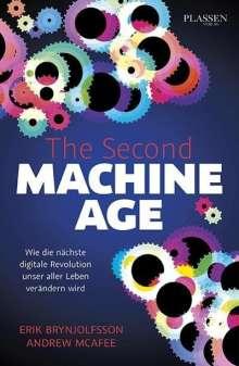 Erik Brynjolfsson: The Second Machine Age, Buch