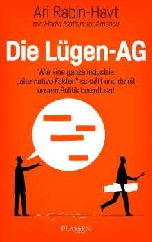 Ari Rabin-Havt: Die Lügen-AG, Buch