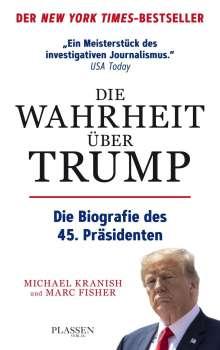 Michael Kranish: Die Wahrheit über Trump, Buch