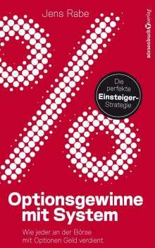 Jens Rabe: Optionsgewinne mit System, Buch