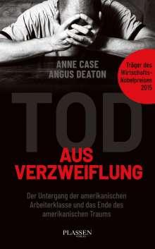 Anne Case: Tod aus Verzweiflung, Buch