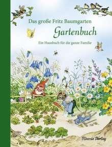 Fritz Baumgarten: Das große Fritz Baumgarten Gartenbuch, Buch