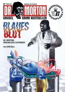 John Ball: Blaues Blut, Buch