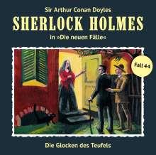 Sherlock Holmes - Die neuen Fälle 44. Die Glocken des Teufels, CD