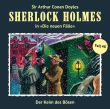 Sherlock Holmes - Die neuen Fälle 48. Der Keim des Bösen, CD