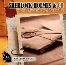 Sherlock Holmes und Co. (56) Preußisch Blau, CD