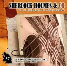 Sherlock Holmes und Co. (57) Der König von New York, CD