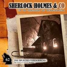 Sherlock Holmes und Co. (62) Die Spur des Verderbens Teil 2, CD