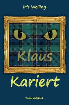 Iris Welling: Klaus Kariert, Buch