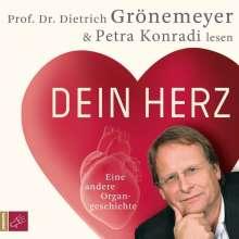 Dietrich Grönemeyer: Dein Herz, 4 CDs
