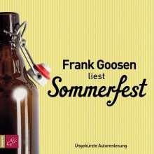 Frank Goosen: Sommerfest (Hörbestseller), 6 CDs