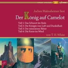 Der König auf Camelot Teil 1-4, 4 CDs