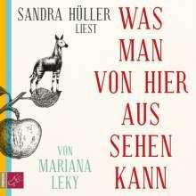 Mariana Leky: Was man von hier aus sehen kann, 6 CDs