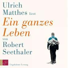Robert Seethaler: Ein ganzes Leben, 3 CDs