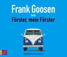 Förster,Mein Förster (Hörbestseller), 5 CDs