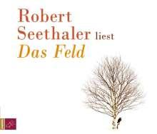 Robert Seethaler: Das Feld, 4 CDs