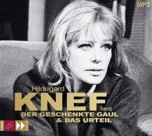 Der Geschenkte Gaul & Das Urteil (2 x MP3-CDs), 2 CDs