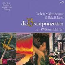 Die Brautprinzessin, MP3-CD