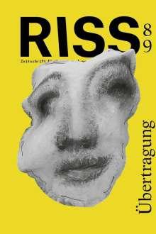 Karl-Josef Pazzini: RISS - Zeitschrift für Psychoanalyse, Buch