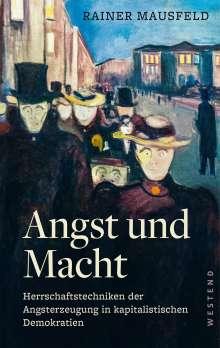 Rainer Mausfeld: Angst und Macht, Buch