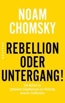 Noam Chomsky: Rebellion oder Untergang!, Buch