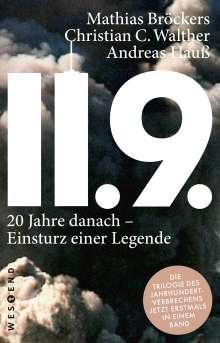 Mathias Bröckers: 11.9., Buch