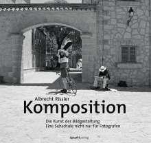 Albrecht Rissler: Komposition, Buch