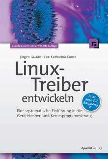 Jürgen Quade: Linux-Treiber entwickeln, Buch