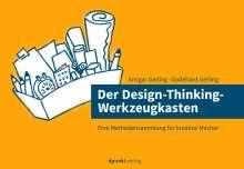 Ansgar Gerling: Der Design-Thinking-Werkzeugkasten, Buch